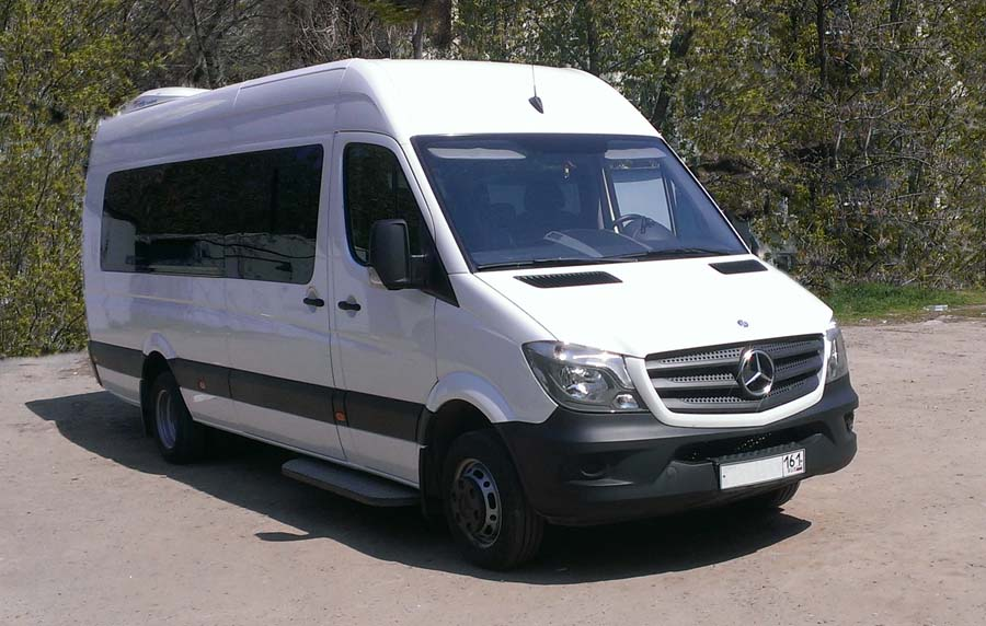 Mercedes-Benz Sprinter  (18 пассажиров)